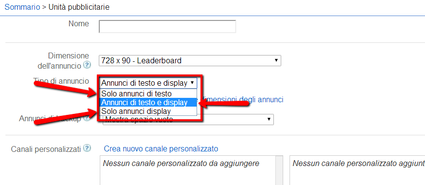 Display_o_testo